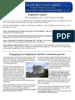 Smith November ENL 2017 Legislative Update