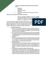 10. Demanda de Medida Cautelar de Embargo en Forma de Retencion Antes de Iniciar El Proceso Principal