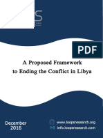 LOOPS - Proposed framework to end conflict in Libya.pdf