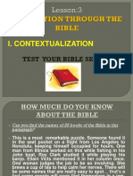Lesson 2 Bible