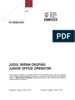 1.Skema Operator Komputer Muda