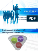 Chap 4-Prof Attributes of Mgt Consultants