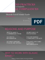 Dividend Practices of Islamic Banks in Bangladesh (Shariah Compliances) by Hasan Asif Sourav