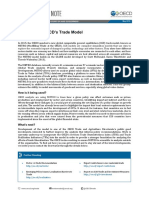 METRO OECD Trade Model