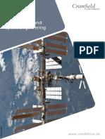 MSc Astronautics Brochure