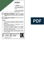Tarjeta SOP Nuevo Estandar 6