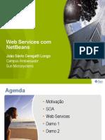 Web Services Com Net Beans