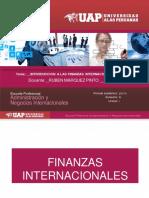 Finanzas Internacionaless
