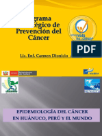 Prevencion Del Cancer Unheval