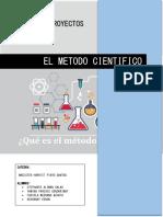 Qué Es El Método Científico Y ELEMENTOS