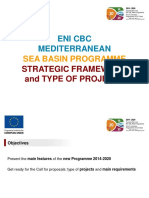 Eni Cbc Med Programme 11.07.2016