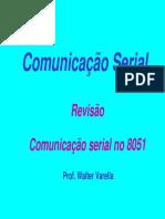 Comunicação Serial - 8051