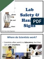 [S] 1. Lab Safety _ Hazard Signs_teacher
