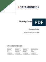 Boeing SWOT