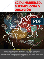 Ontoepistemologia, Transdisciplinariedad y Educación