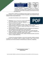 SGI-POL-V01-003 - POLÍTICA DEL SISTEMA DE RESPUESTA ANTE EMERGENCIAS.docx
