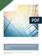 Informe Administración de Dispositivos ES - Parte 2