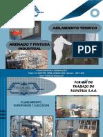 Presentacion Tecnisla s.a -2012