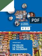 TIENDA REGISTRADA - PRESENTACIÓN GONDOLA 2017