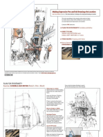 Drawing - The Urban Sketcher - Making Expressive Pen and Ink Drawings on Location - Marc Taro Holmes - Summary Lesson