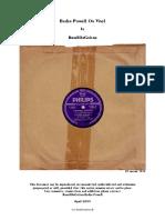Badden Powell - Complete on Vinyl