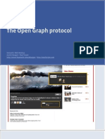 Open Graph Protocol at the Silicon Valley Semantic Technology Meetup
