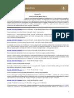 Informativo TCU 28-08-17