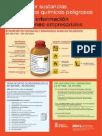 Riesgos Por Sustancias Quimicas Peligrosas