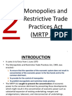 2 - MRTP Act