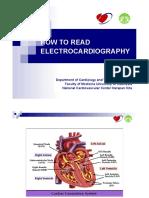 HOW TO READ ECG