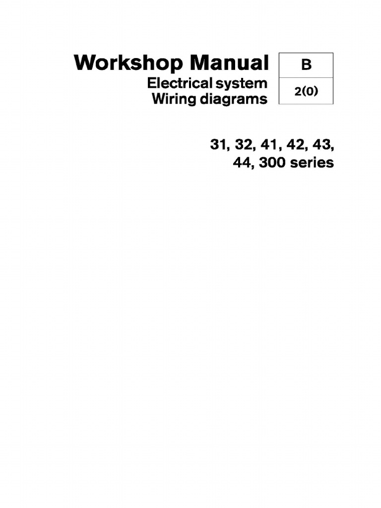 336168663-volvo-penta-31-32-41-42-43-44-300-series-wiring-diagrams pdf |  battery (electricity) | switch
