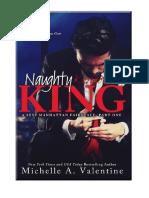 Michelle a. Valentine Zločesti Kralj