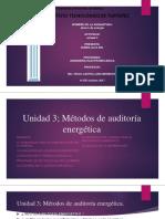 Unidad 3 de Ahorro de Energia