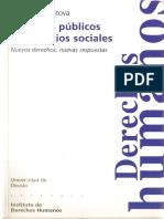 FANTOVA F. Concepte Serveis Socials