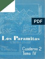 Los Paramitas A-37 al A-48