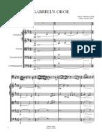 FARIA - Gabriels Oboe - Ennio Morricone