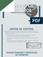 Cartas de Control Estadistico