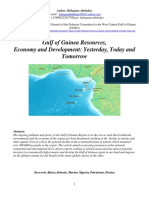 Gulf of Guinea Resources, Economy and Development