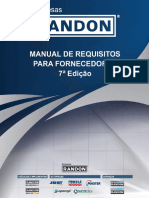 Manual Requisitos Fornecedores