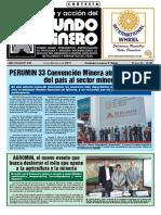 Mundo Minero. Edición Octubre