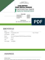 Case Report Cedera Kepala Ringan Bimbingan Dr.ida