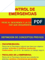 01 Control de Emergencias