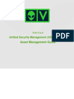 AlienVault USM 5.1 5.2 Asset Management Guide.docx