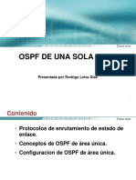 OSPF Cisco v2