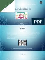Identificación de Usos de Las TIC