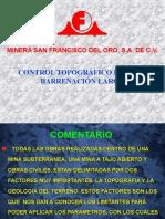 Barrenacion Larga