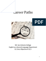 career paths el civics obj 32 for level 4 vs 1 -2017
