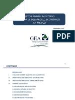 Sector Agroalimentario-Motor de desarrollo económico en México_GEA