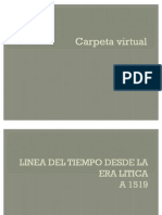 Carpeta Virtual