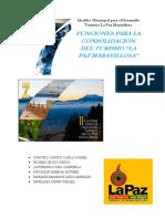 Alcaldia - Turismo